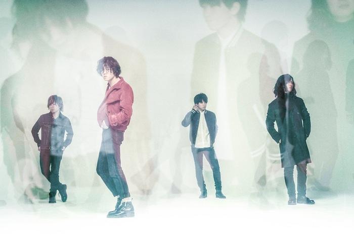 "LAMP IN TERREN、約半年ぶりとなる新曲「Enchanté」5/22配信リリース決定。FM802""ROCK KIDS 802""にて初オンエアも"
