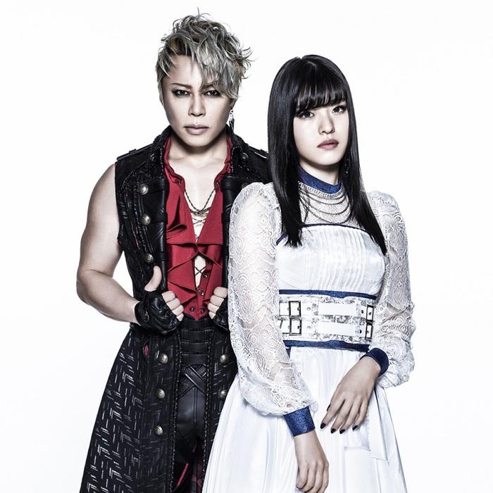 西川貴教+ASCA、5/27リリースのコラボ・シングル『天秤-Libra-』ジャケット・ヴィジュアル&MV(Short Ver.)公開