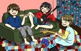 SHISHAMO、新曲「明日はない」&「妄想サマー」2作連続配信リリース決定。ジャケ写、新ヴィジュアルも公開