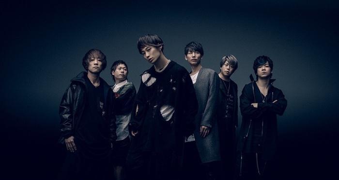 UVERworld、7/1リリースの映像作品『UNSER TOUR at TOKYO DOME 2019.12.19』アートワーク公開。結成20周年とデビュー15周年記念日に配信ライヴ決定
