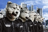 """MAN WITH A MISSION、10年を完全網羅したベスト盤『MAN WITH A """"BEST"""" MISSION』ジャケ写公開"""