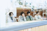SHE'S、ニュー・アルバム『Tragicomedy』リリース日7/1に渋谷クアトロから発売記念特番を生配信