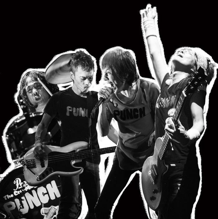 ザ・クロマニヨンズ、約6年半ぶりのライヴ・アルバム『ザ・クロマニヨンズ ツアー PUNCH 2019-2020』発売決定。初の配信リリースも
