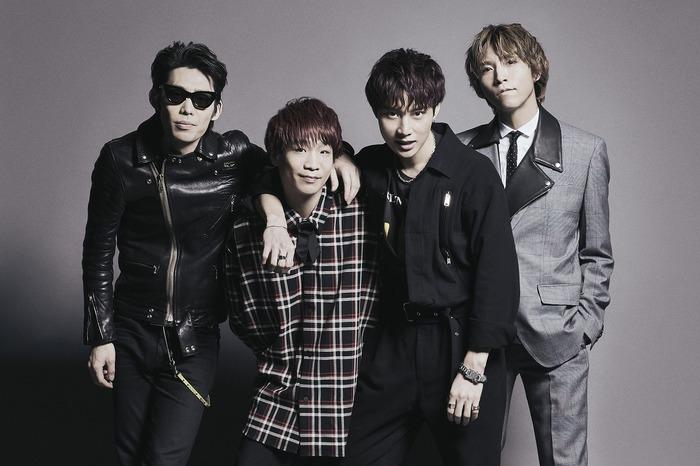 "go!go!vanillas、6/13 18:58の日没より電子チケット制配信ライヴ""STARTING OVER - Live at 東京タワー""開催決定"