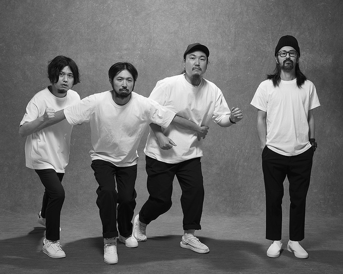 SPECIAL OTHERS、メジャー・デビュー記念日の明日6/7にニュー・アルバム表題曲「WAVE」MV公開決定