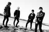 東京立川発エレクトロ・ギター・ロック・バンド Ready at Dawn、TGMX(FRONTIER BACKYARD)プロデュース曲含む初の全国流通盤『Uncoordinated.』7/22リリース