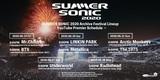 """SUMMER SONIC 2020""、オンライン・フェスとして開催決定。RADIOHEAD、UNDERWORLD、ARCTIC MONKEYS、THE 1975らのライヴ映像アーカイヴ配信"