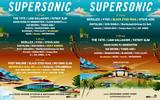 """9月開催の""""SUPERSONIC""""、第3弾ラインナップにNovelbright、Vaundy、Nicky Romero、m-floら決定。BLACK EYED PEASの大阪公演出演も発表"""