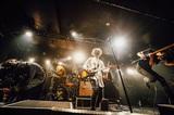 "9mm Parabellum Bullet、""カオスの百年 TOUR 2020 ~CHAOSMOLOGY~""中止、延期発表。""9mmの日""9/9に配信ライヴ開催決定"