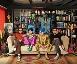 "GORILLAZ、コラボ・シリーズ""Song Machine""第5弾「Pac-Man Ft. SCHOOLBOY Q」MV公開"