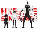 """BURNOUT SYNDROMESプロデュースのスペシャル・ユニット""""HXEROS SYNDROMES""""、始動。OPテーマ担当するTVアニメ""""ド級編隊エグゼロス""""本日スタート"""