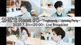 """SHE'S、ニュー・アルバム『Tragicomedy』をみんなで一斉に試聴する""""SHE'S Room #5 ~「Tragicomedy」Listening Party~""""決定"""