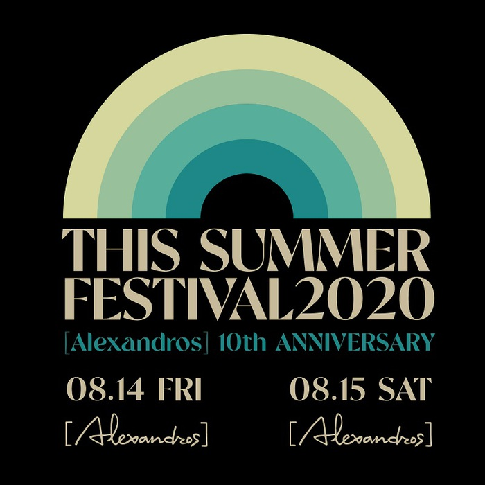 "[Alexandros]、6年ぶりとなる""THIS SUMMER FESTIVAL""の有料配信詳細が決定"