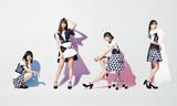 夢みるアドレセンス、新体制初フル・アルバム『SUPER JET SUPER』9/30リリース。新アー写公開