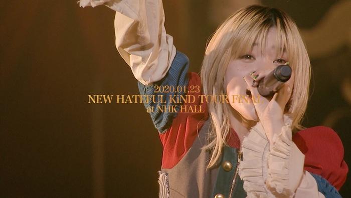 "BiSH、史上最長ツアー""NEW HATEFUL KiND TOUR""ファイナルNHKホール公演ダイジェスト映像公開"