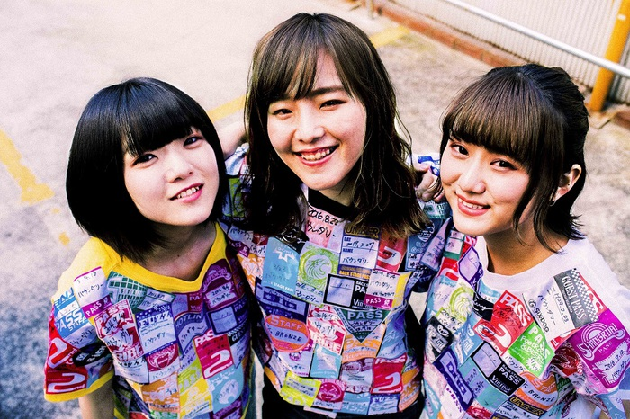 大阪3ピース・ガールズ・ロック・バンド バウンダリー、10代のころに制作した作品をまとめたベスト盤的配信EP『バック・トゥ・ザ・ティーンエイジャー』リリース
