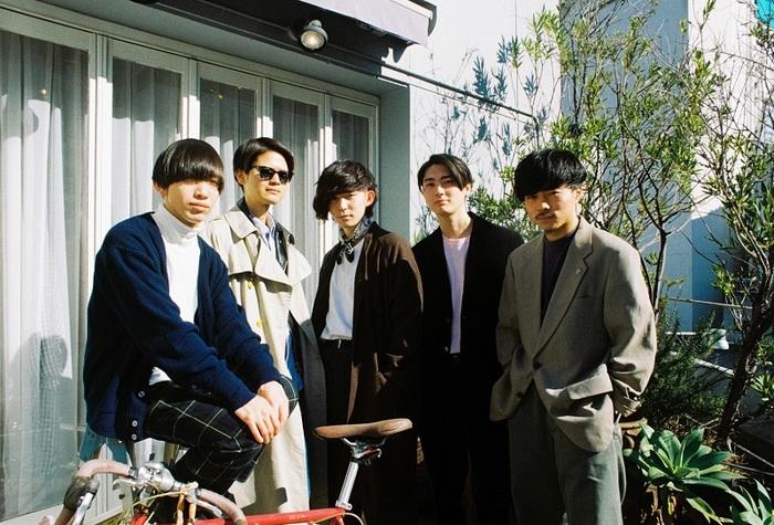 5人組新時代R&Bバンド Chapman、1st EP『CREDO』より「カーニバル」MV公開