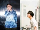 安部コウセイ(SPARTA LOCALS/HINTO)×小山田壮平(AL/ex-andymori)、「トーキョウバレリーナ」ライヴ映像公開
