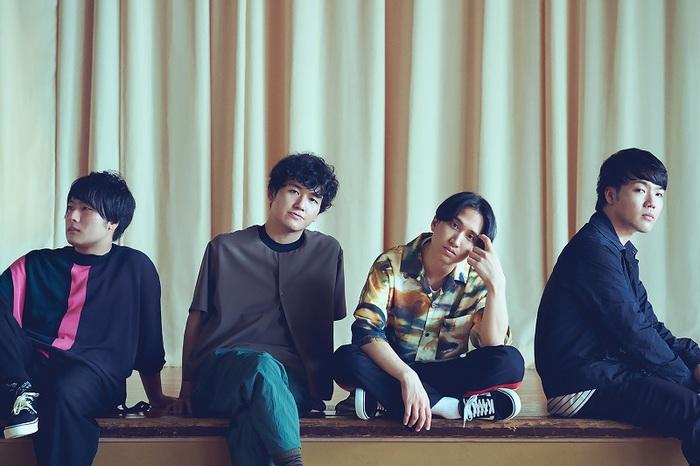 マカロニえんぴつ、新曲「溶けない」MV公開。明日7/24より配信開始