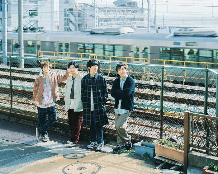 """sumika、映画""""ぐらんぶる""""主題歌「絶叫セレナーデ」を7/9 FM802""""ROCK KIDS 802 -OCHIKEN Goes ON!! -""""にてラジオ初オンエア"""