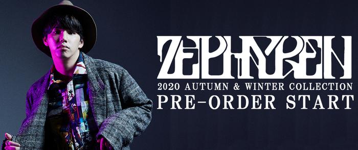 ビレッジマンズストア、オメでた、Ailiph Doepa と人気ブランドZephyren(ゼファレン)との限定コラボ・アイテム発表。2020AWコレクションの期間限定予約スタート