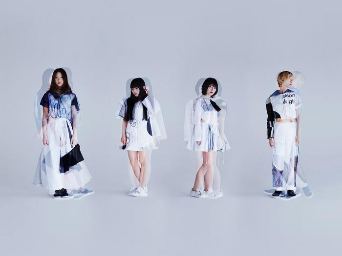 "Maison book girl、配信ライヴ""孤独な箱で""より「karma -Miii Remix-」映像公開"