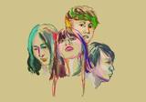 パスピエ、本日8/26デジタル・リリースの新曲「SYNTHESIZE」MV公開。大胡田なつき(Vo)描き下ろしによるアニメーション作品に