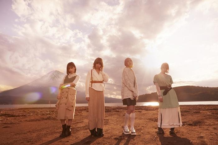 SILENT SIREN、9/2リリースの結成10周年記念アルバム『mix10th』よりあいにゃん(Ba)作詞作曲「てのひら」MV公開