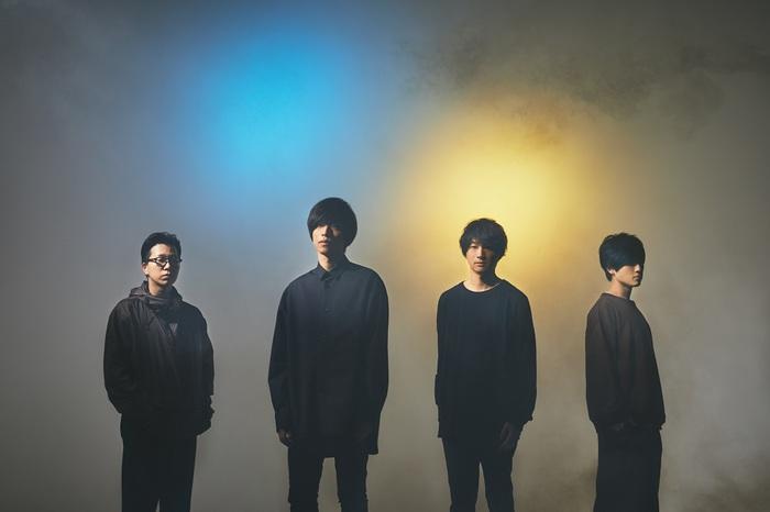 androp、ニュー・デジタル・シングル「RainMan」9/21リリース決定。初の配信ワンマン・ライヴ開催も発表