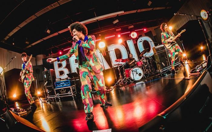 BRADIO、初ライヴと同日付の12/12に10周年を締めくくる初パシフィコ横浜公演決定