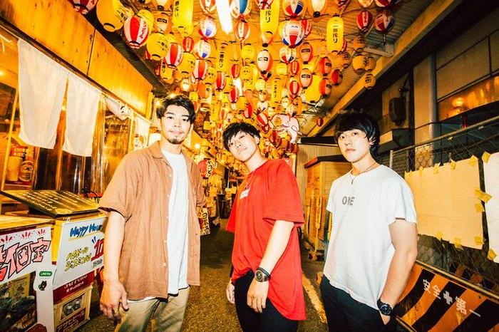 "HEADLAMP、""テレビ大阪×関西のバンド""の新企画にてMONGOL800「小さな恋のうた」をバラード調でカバーした映像公開"