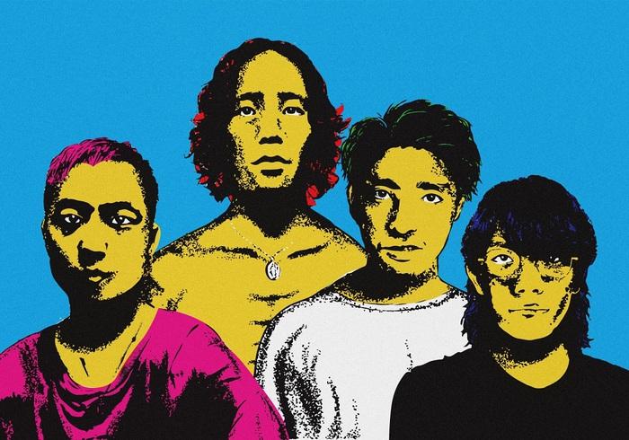 愛はズボーン、新曲「ひっくりかえす」10/7配信リリース。THIS IS JAPAN、時速36km、PK Shampooら招き東阪で自主企画開催