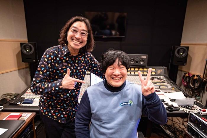 岡崎体育、ポケモン映画最新作の全テーマ・ソングを書き下ろし。メイン・テーマはトータス松本(ウルフルズ)が歌唱、楽曲使用した最新予告映像も公開