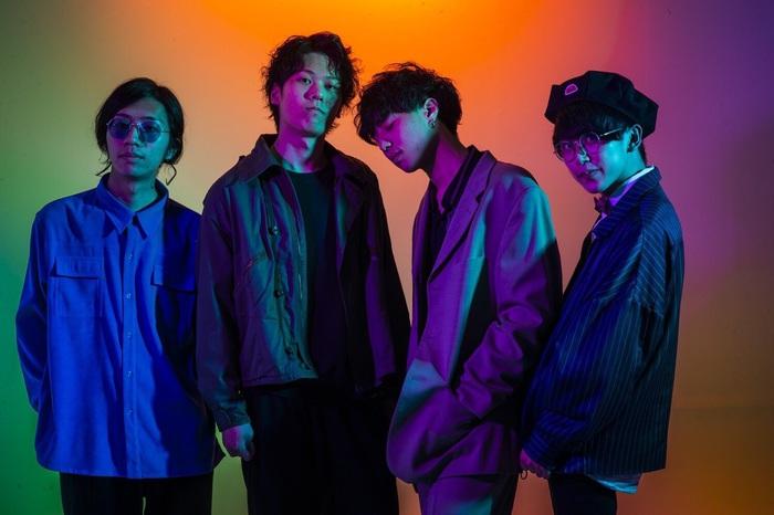 4人組エレクトリック・ダンス・ロック・バンド DeNeel、初の全国流通盤となるミニ・アルバム『MASK』10/14リリース。リード・トラック「IF」先行配信スタート&MV公開