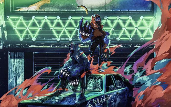 """TOKYOに突如出現した新生ラップ・ユニット""""Gorilla Attack""""、最新EP『GORILLA CITY』より「Gorilla Step」のメロウな秋向けアコースティック・バージョン公開"""