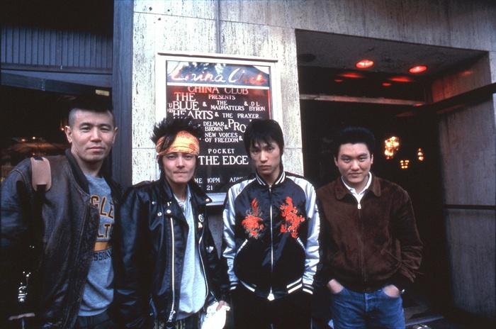 THE BLUE HEARTS、10/21リリースの結成35周年記念ベスト・アルバム&全シングル曲網羅した幻のCDのジャケ写公開