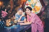 "chelmico、三吉彩花&阿部純子W主演""Daughters""未公開シーン含む「GREEN」映画特別MV公開。9/18に初日オンライン舞台挨拶にもゲスト出演予定"