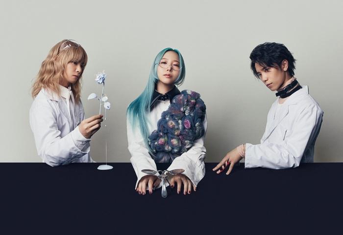 Cö shu Nie、ニュー・ミニ・アルバム『LITMUS』11/11リリース。新ヴィジュアル公開