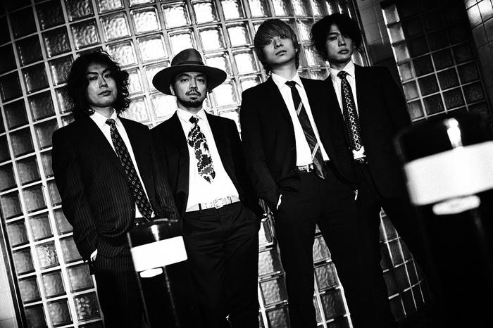 """クリープハイプ、新曲「幽霊失格」9/18に配信リリース。幽霊が新曲を演奏する""""無演者""""ライヴ""""幽霊の試聴機""""東阪で開催"""