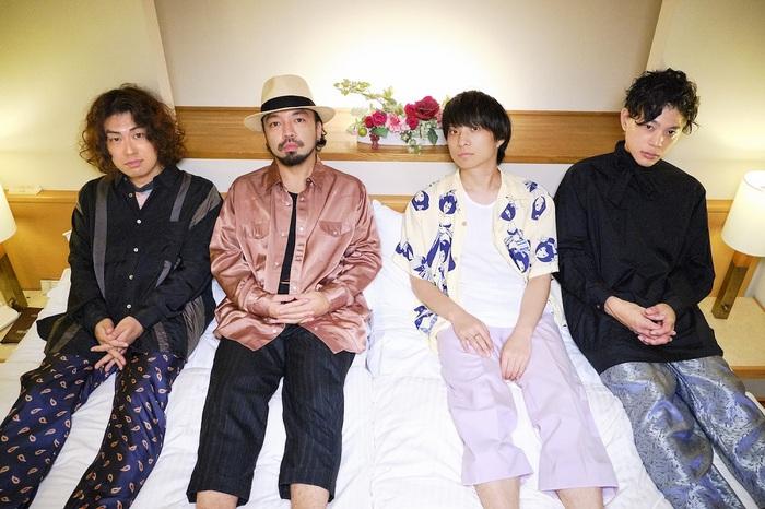 クリープハイプ、9/18リリースのデジタル・シングル「幽霊失格」MVティーザー映像公開。女優の香椎由宇、三吉彩花が出演