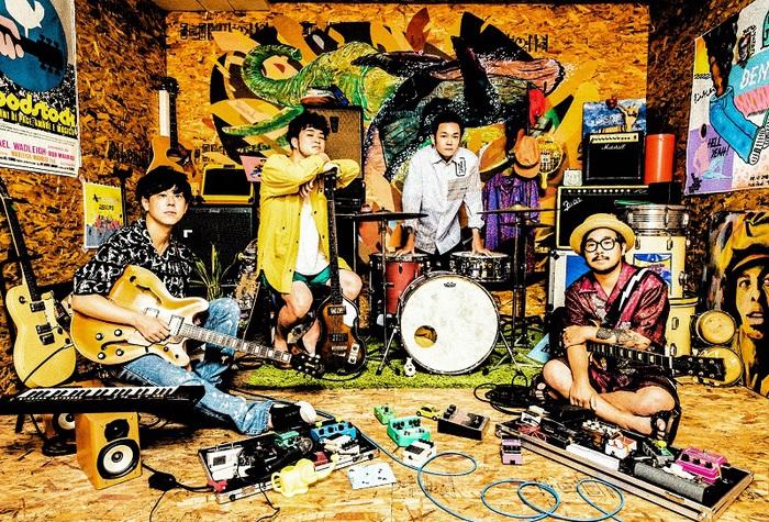 DENIMS、ニュー・ミニ・アルバム『more local』より「Crybaby」MVプレミア公開決定。メンバーによる配信番組実施も