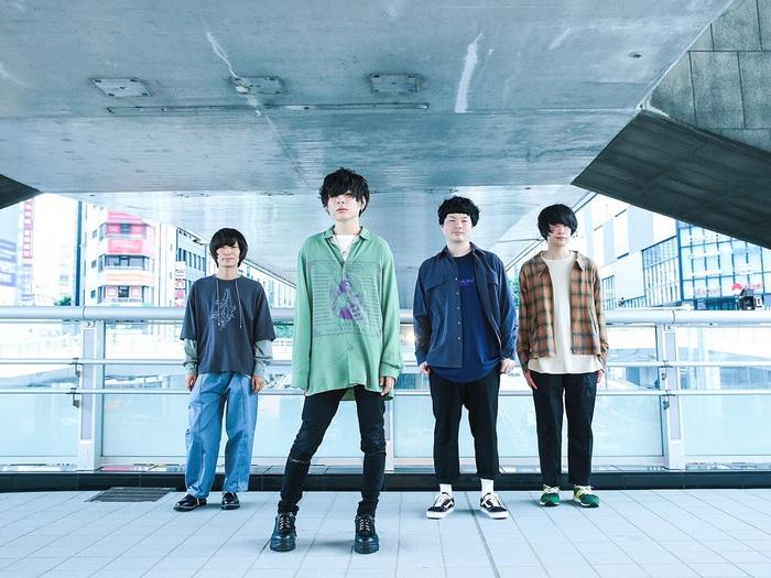 Half time Old、10/28リリースのニュー・ミニ・アルバム『CRISP YELLOW』より「ツキノトモ」PV公開