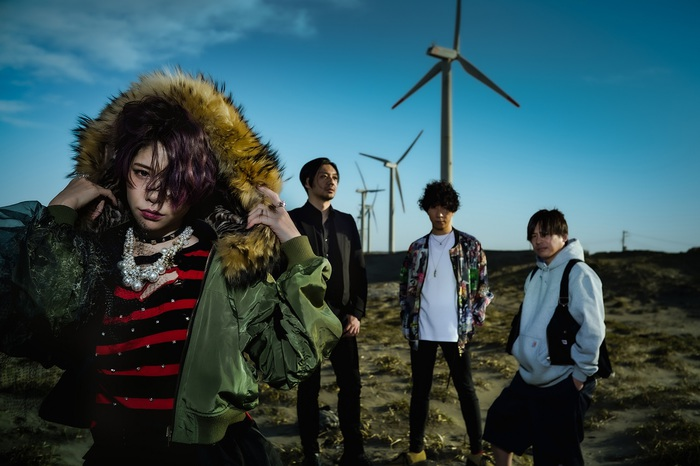 岸田教団&THE明星ロケッツ、全国ツアー再延期。生配信ライヴ11/11開催決定