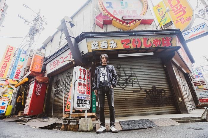 百々和宏(MO'SOME TONEBENDER)、バースデー・ライヴ・ツアーをウエノコウジと開催