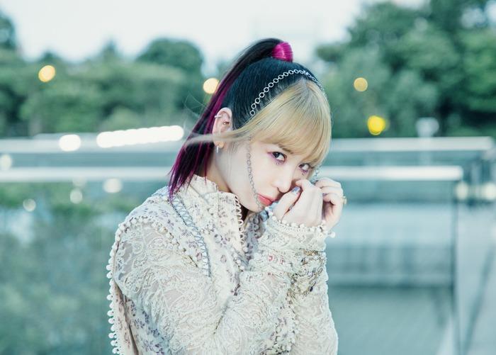 大森靖子、新曲「KEKKON」9/30配信リリース。歌詞先行公開スタート。オフィシャル・サイトもリニューアル