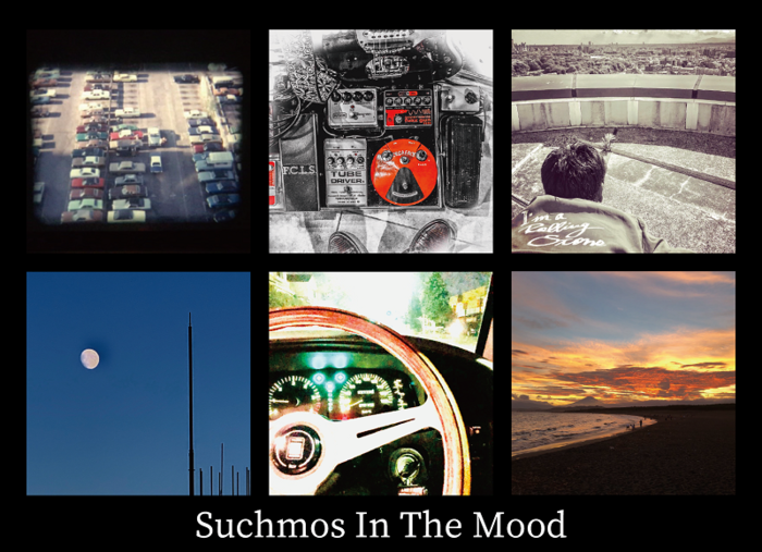 "Suchmos、各メンバーが選曲したプレイリスト""Suchmos In The Mood""第1弾公開"