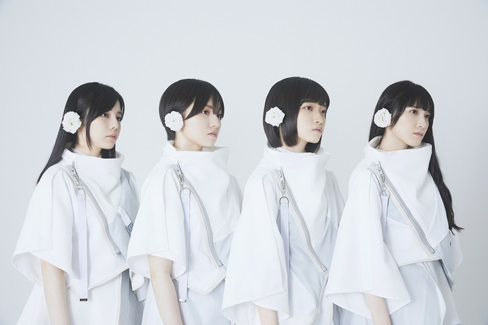 ヤなことそっとミュート、メジャー2ndシングル『フィラメント』10/28リリース決定。最新アーティスト写真公開