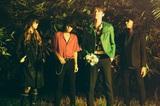 a flood of circle、本日10/21リリースのニュー・アルバム『2020』より佐々木亮介(Vo/Gt)が作画したMV「人工衛星のブルース」公開。住野よるのロング・ディスク・レビューも