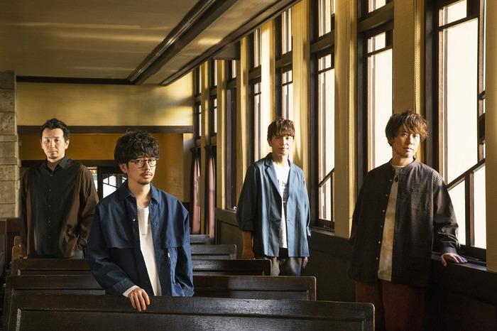 ASIAN KUNG-FU GENERATION、KT Zepp Yokohamaにて有観客3デイズ開催する公開収録ライヴのゲスト・アーティスト発表