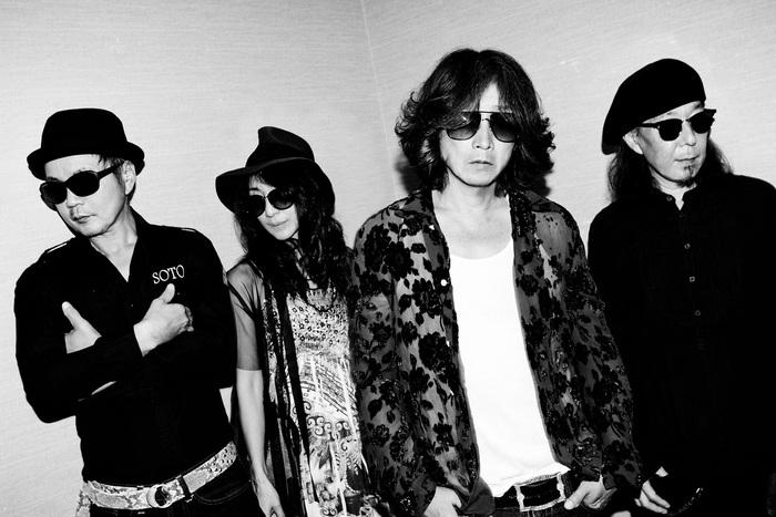 浅井健一&THE INTERCHANGE KILLSから中尾憲太郎(Ba)が脱退。12月に開催する東名阪ツアーはSHERBETSのライヴに変更